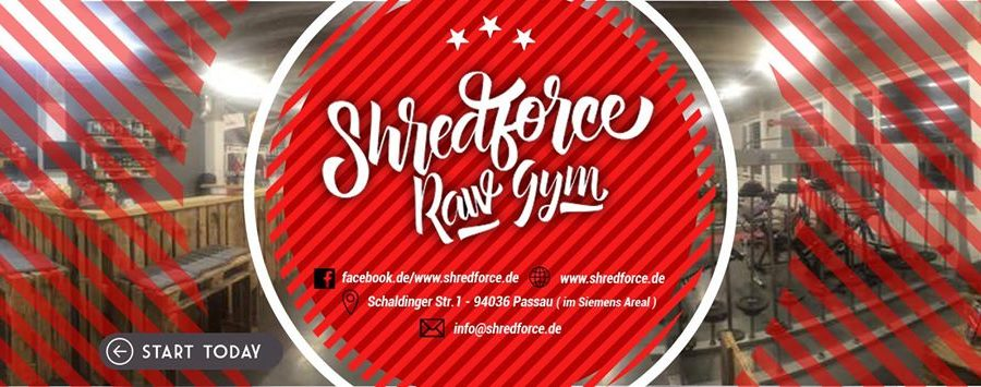 SHREDFORCE RAW GYM
